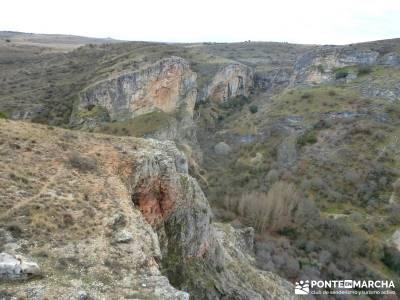 Barranco Río Dulce; el gasco torrelodones sierra de madrid pueblos con encanto sierra de cotos